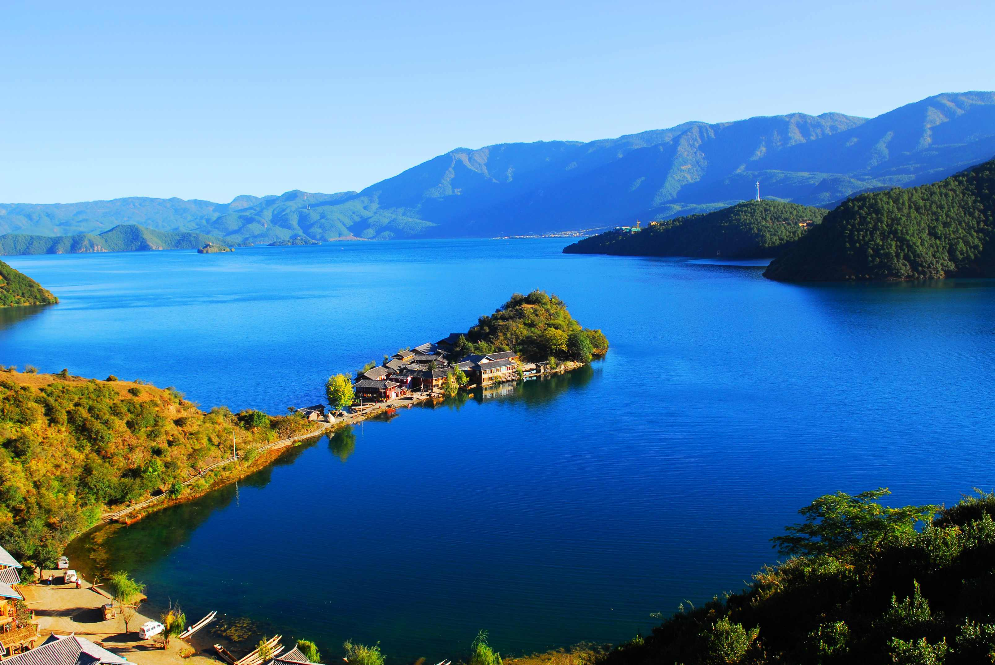 【房车自驾】西昌邛海泸沽湖私家4日游