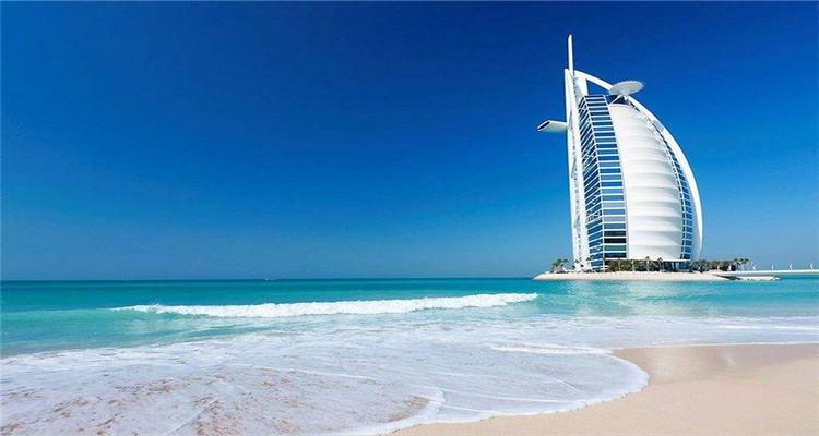 迪拜7日沙漠看海之旅(川航直飞,乘坐加长豪车游览棕榈岛+观赏迪拜3D水幕投影秀)