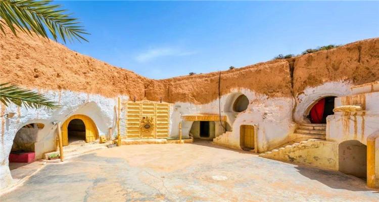 突尼斯沙漠全景7日之旅(私家小包团两人即出发,突尼斯往返)