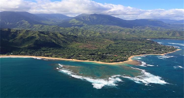 夏威夷一地半自由人7晚10日游
