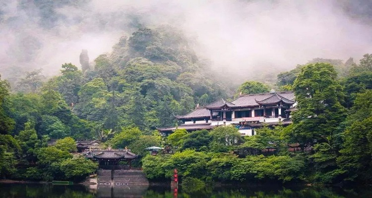 都江堰青城山纯景一日游