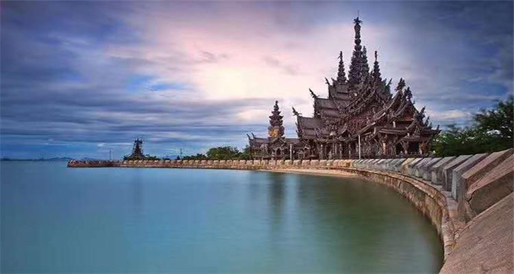 曼谷+芭提雅+沙美岛自由组合6日游
