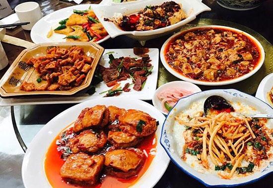 剑门关豆腐宴图片